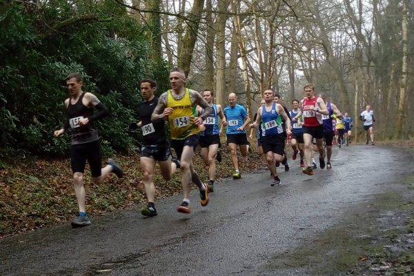 The race begins at the Drum Manor 10k